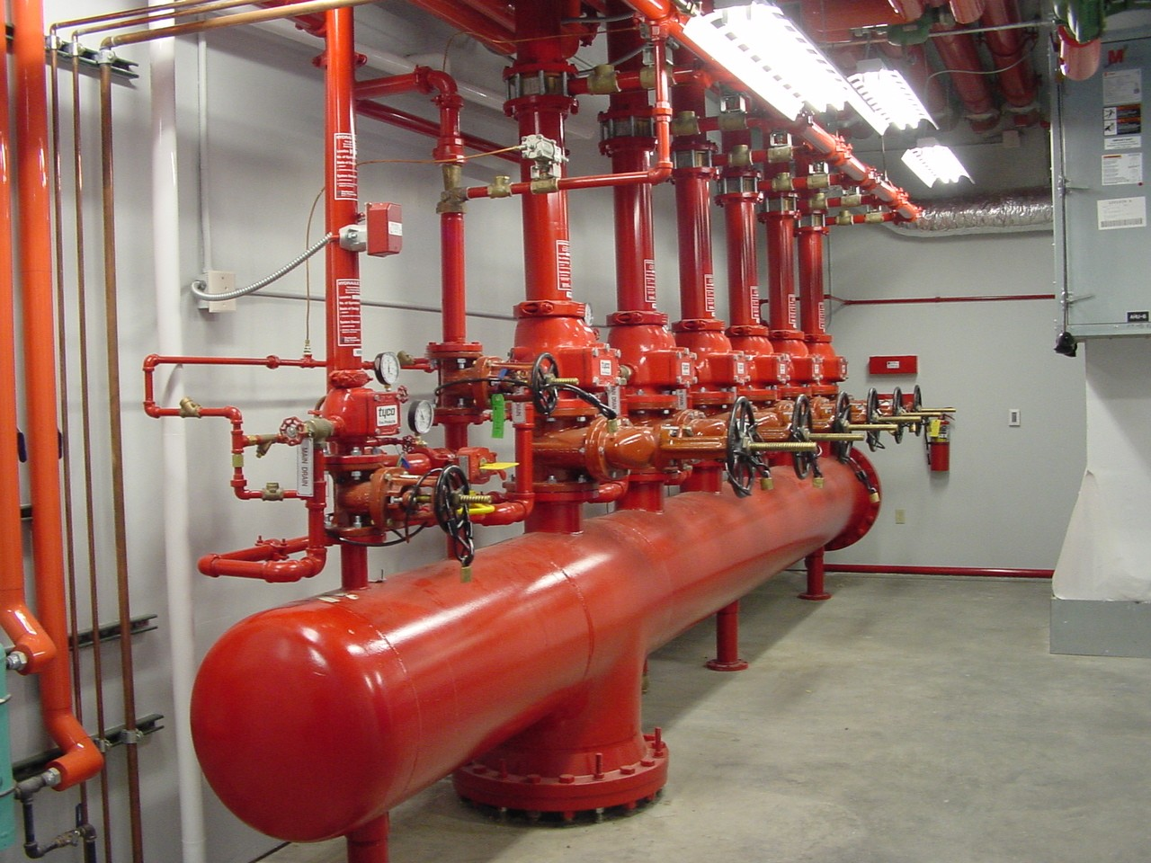 Fire protection systems soled